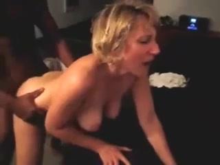Sexe interracial - Video amateur avec des amatrices tres