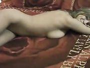 Couple russe sexe chaud sur webcam