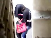 Couple arabe fait le sexe anal