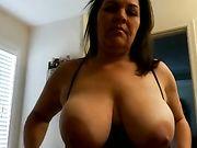 Vidéo porno avec une grosse femme aux gros seins